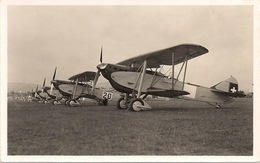 Aviation Avion Fokker CV - Armée Suisse - Dübendorf  - - Guerres - Autres