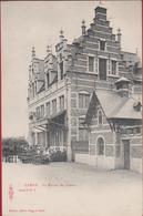 Bornem La Maison Des Géants Sugg Het Reuzenhuis Buitenland Paviljoen Expo 1897 Brussel Firma De Beukelaer Tamise Temse - Bornem