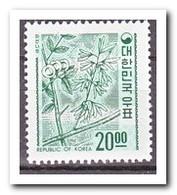 Zuid Korea 1966, Postfris MNH, Plants - Korea (Zuid)