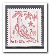 Zuid Korea 1962, Postfris MNH, Plants - Korea (Zuid)