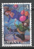 Spain 2005. Scott #3335d (U) Paintings Of Circus Performers By Manolo Elices * - 2001-10 Oblitérés