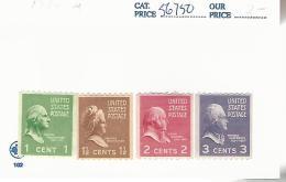 56750 ) USA   1939 - Nuovi
