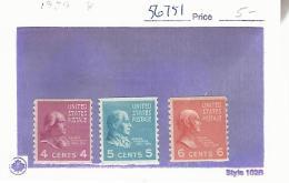 56751 ) USA   1939 - Nuovi