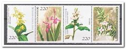 Zuid Korea 2004, Postfris MNH, Flowers, Orchids - Korea (Zuid)
