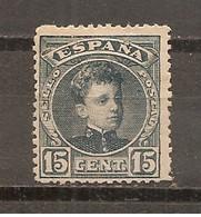 España/Spain-(MH/*) - Edifil  244 - Yvert  215 - 1889-1931 Reino: Alfonso XIII