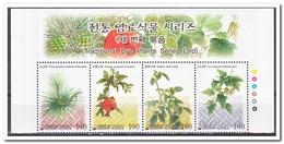 Zuid Korea 2004, Postfris MNH, Plants - Korea (Zuid)