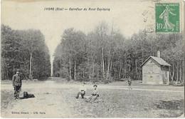 Nonant Le Pin-Le Château-Jardin Potager. - France