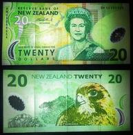 2006 New Zealand $20 Polymer - New Zealand
