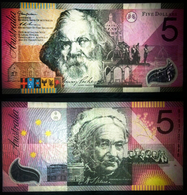2001 Australia $5 Commemorative Polymer - Local Currency