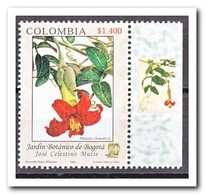 Colombia 2005, Postfris MNH, Flowers - Colombia