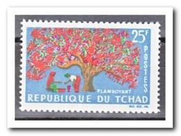 Tsjaad 1964, Postfris MNH, Trees - Tsjaad (1960-...)