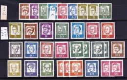 Duitsland Kleine Verzameling **/*, Zeer Mooi Lot K809 - Timbres