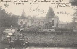 Otrange , Le Chateau ,( Oreye ) Moulin à Eau ,Watermolen - Oreye
