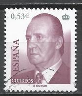 Spain 2005. Scott #3340 (U) King Juan Carlos I * - 2001-10 Oblitérés
