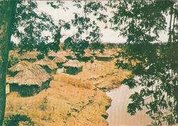 ANGOLA - Village Scene - Angola