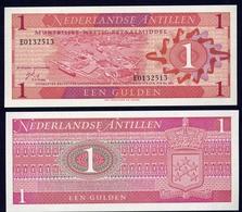 ANTILLE OLANDESI (Netherlands Antilles) : 1 Gulden 1970 - Altri – America
