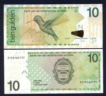 ANTILLE OLANDESI (Netherlands Antilles) : 10 Gulden 2003 - P28c - UNC - Banconote