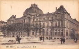 69 - LYON - La Faculté De Droit - Autres