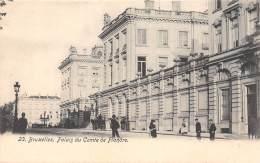 BRUXELLES - Palais Du Comte De Flandre - Monuments