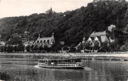 NAMUR - Kursaal Et Bateau Pour Touristes - Namur