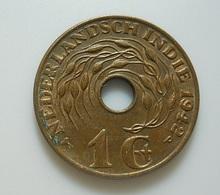 Netherlands East Indies 1 Cent 1942 P - Dutch East Indies