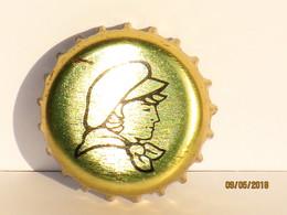 Capsules Ou Plaques De Muselet   BIÈRE  GAVROCHE BRASSERIE DE SAINT SYLVESTRE - Bière