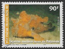 French Polynesia SG843 1999 Marine Life 90f Good/fine Used [37/30697/7D] - French Polynesia