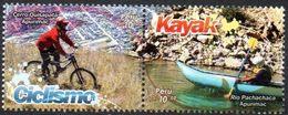 Peru 2018 ** Deportes De Aventura: Ciclismo Y Kayac En Apurimac. - Peru
