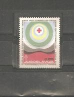 Yugoslavia - 1972. Battle Against Tuberculosis, MNH - 1945-1992 Socialistische Federale Republiek Joegoslavië