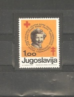 Yugoslavia - 1975. Battle Against Tuberculosis, MNH - 1945-1992 Socialistische Federale Republiek Joegoslavië