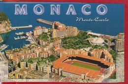 STADIUM STADE STADION MONTE CARLO MONACO  POSTCARD UNUSED - Monte-Carlo