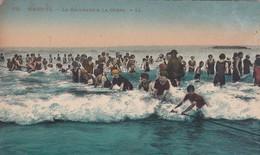 BIARRITZ - Dépt 64 - La Baignade à La Corde - CPA - Biarritz