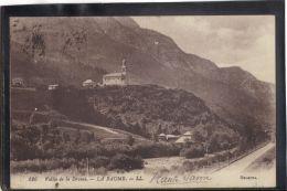 74311 . LA BAUME . VALLEE DE LA DRANSE .  (recto/verso) ANNEE  1922 - Other Municipalities