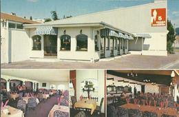 Modern Picture Postcard - New Zealand - 5 Doors Restaurant, Rotorua - Unused - MPC 482 - Cartes Postales