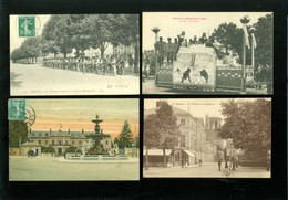 Beau Lot De 40 Cartes Postales De France Aube  Troyes      Mooi Lot Van 40 Postkaarten Van Frankrijk ( 10 ) - 40 Scans - Postcards