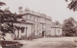 PC PHOTO U.K. CHISLEHURST Camden House Napoleon III Last Residency Rare - England
