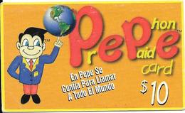 IDT: Pepe - Vereinigte Staaten