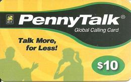 IDT: Penny Talk - Vereinigte Staaten