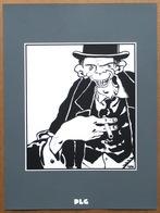 SERIGRAPHIE 30 X 40 Cm > TARDI : La Rumeur (PLGPPUR N° 14, 1983) - Sérigraphies & Lithographies