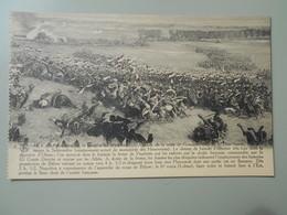 BELGIQUE BRABANT WALLON PANORAMA DE LA BATAILLE DE WATERLOO AU DELA DE LA ROUTE DE GENAPPE...... - Waterloo