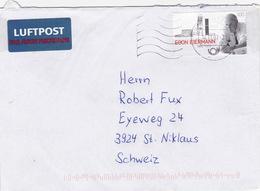 Brief In Die Schweiz (br3618) - [7] Federal Republic