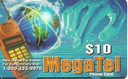 IDT:  UTA MegaTel 3 Month - Vereinigte Staaten