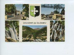 Cp De Collection A Voir - Multivues - Souvenir De Glandieu - Ain - Autres Communes