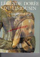 87-19-23- LEGENDE DOREE DU LIMOUSIN- LES SAINTS DE LA HAUTE VIENNE- INVENTAIRE 1993- - Religion