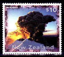 Nouvelle Zelande 1511 Volcan Ruapehu - Vulcani