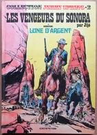 Collection JERRY SPRING #2 (Jijé) : Les Vengeurs Du Sonora + Lune D'Argent (Dupuis) - Livres, BD, Revues