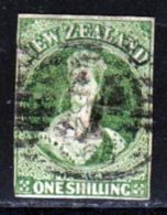 Nouvelle-Zelande 1863 Yvert 21 (o) B Oblitere(s) - 1855-1907 Crown Colony