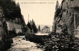 25 - Route De Pontarlier Aux Hôpitaux - La Gaufre - Pontarlier