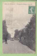 COEUILLY : Avenue De Chacun Chez Soi. Parc. Peu Courant. 2 Scans. Edition Silvaire - France