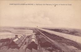 (47)   PORT ST LOUIS Du RHONE - Raffinerie Des Essences - France